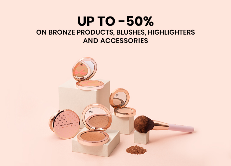 Naj Oleari Beauty - Make Up Summer Promo