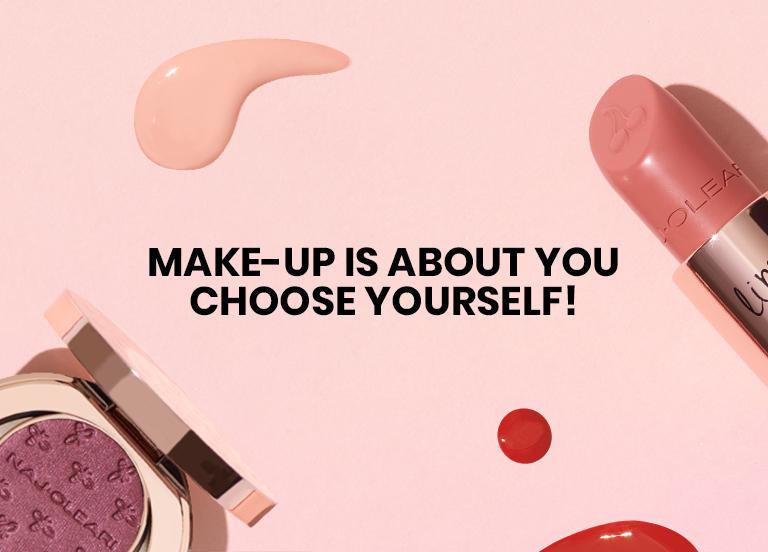 Naj Oleari Beauty - Make Up