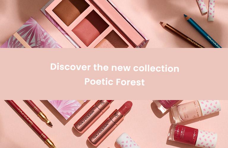 Naj Oleari Beauty - Nuova Collezione Poetic Forest